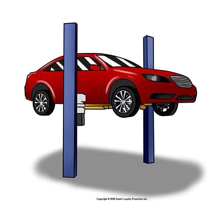 Vehicle Maintenance Insurance by DLP